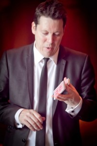 James Munton Dallas Magician