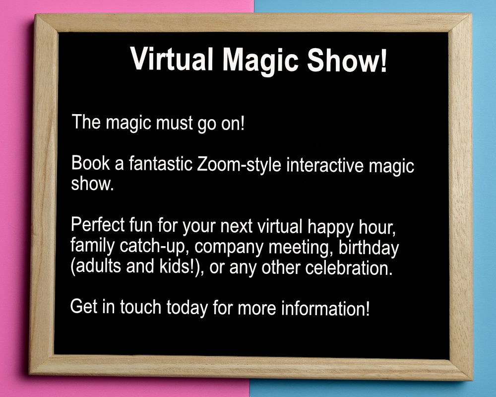 Virtual Magic Show
